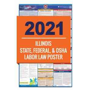 Illinois Labor Law Poster