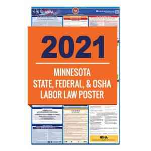 Minnesota & Federal Labor Law Posters