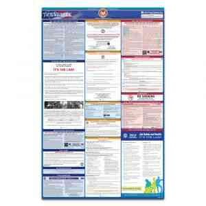 Tennessee Labor Law Poster + Compliance Protection Plan™