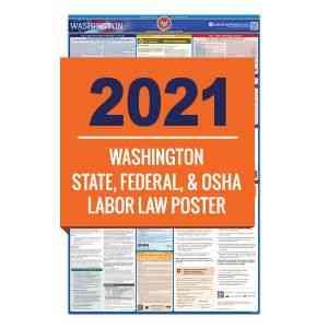 Washington Labor Law Poster