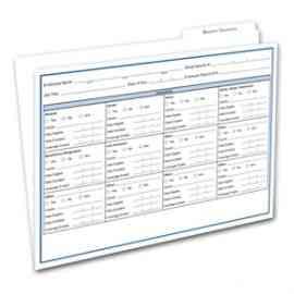 Benefits/Insurance Folder