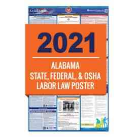 Alabama Labor Law Poster