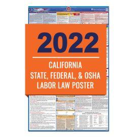California Labor Law Poster