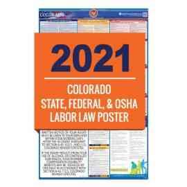 Colorado Labor Law Poster