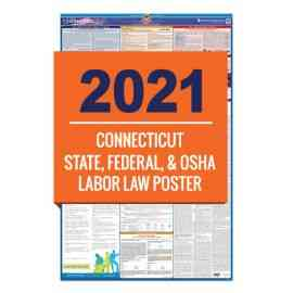 Connecticut Labor Law Poster