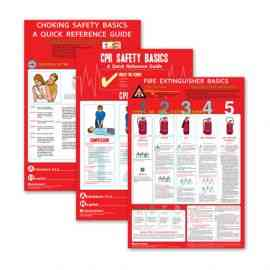 Safety Poster Set