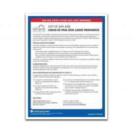 San Jose COVID-19 Paid Sick Leave Ordinance