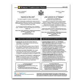 New York Workers Compensation Notice