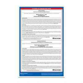 Las Cruces Labor Law Poster