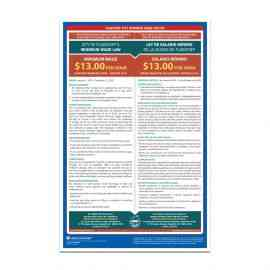 Flagstaff Labor Law Poster