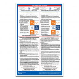 Cook County Labor Law Poster