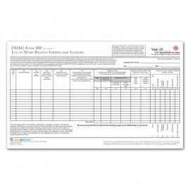 OSHA Form 300 Packet