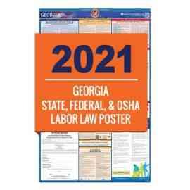 Georgia Labor Law Poster