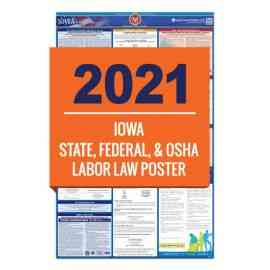 Iowa Labor Law Poster