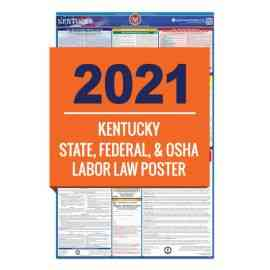Kentucky Labor Law Poster