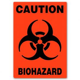 CAUTION - Biohazard
