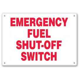 Emergency Fuel Shut-Off Switch