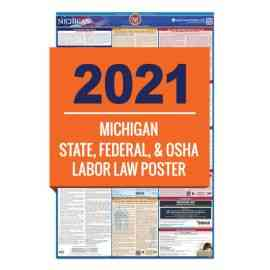 Michigan Labor Law Poster