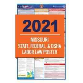 Missouri Labor Law Poster
