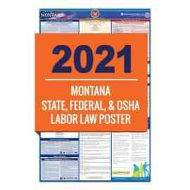 Montana Labor Law Poster