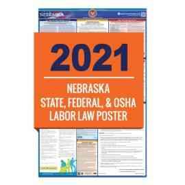 Nebraska Labor Law Poster