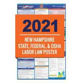 New Hampshire Labor Law Poster