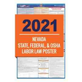 Nevada Labor Law Poster