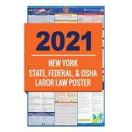 New York Labor Law Poster
