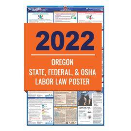 Oregon Labor Law Poster