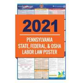 Pennsylvania Labor Law Poster