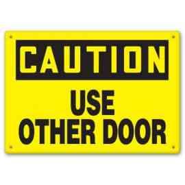 Use Other Door