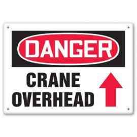 CRANE OVERHEAD (ARROW UP)