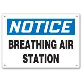 BREATHING AIR STATION