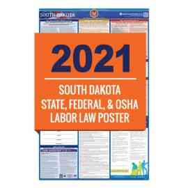 South Dakota Labor Law Poster