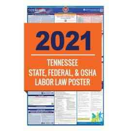 Tennessee Labor Law Poster