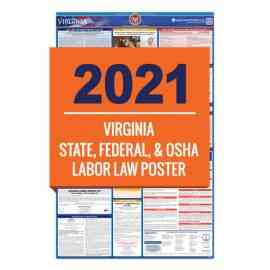 Virginia Labor Law Poster