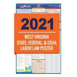 West Virginia Labor Law Poster