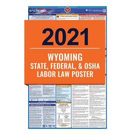 Wyoming Labor Law Poster