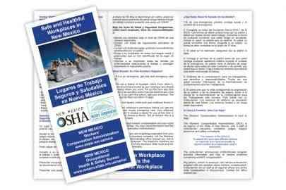 New Mexico OSHA Pamphlet