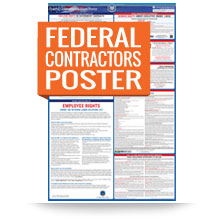 federal contractor posters for 2017
