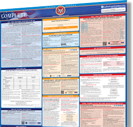 Labor Law Poster + Replacement Program