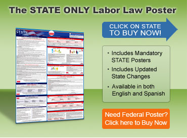 State Only Labor Law Posters